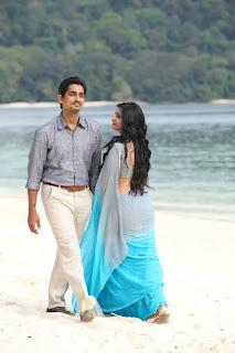 Siddharth and Samantha