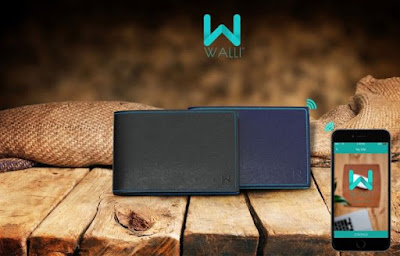 Futuristic Smart Wallet - New Inventions and Technologies