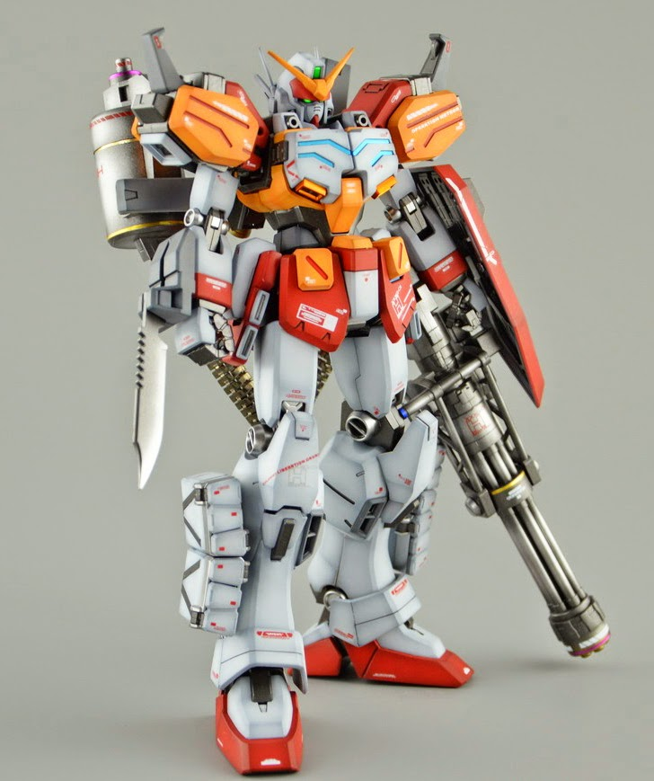 Orewa Gundam - Magazine cover