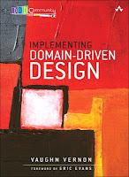 книга Вона Вернона по DDD «Реализация предметно-ориентированных проектов»