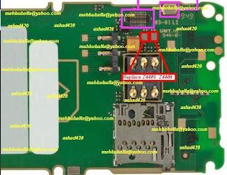 Nokia C5 Keypad Problem