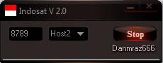 Inject Indosat v2 dengan 30 Host