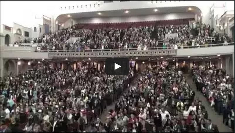 Asamblea Regional 2015 Imitemos a Cristo