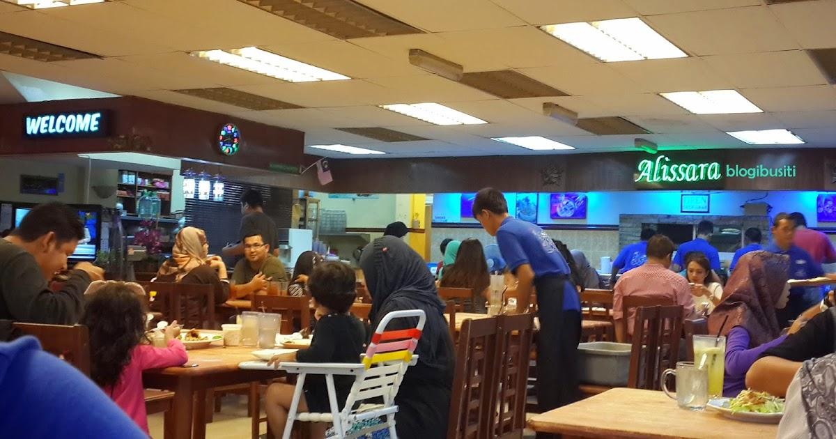 Ibu siti kedai tomyam sedap di puchong for Alissara thai cuisine