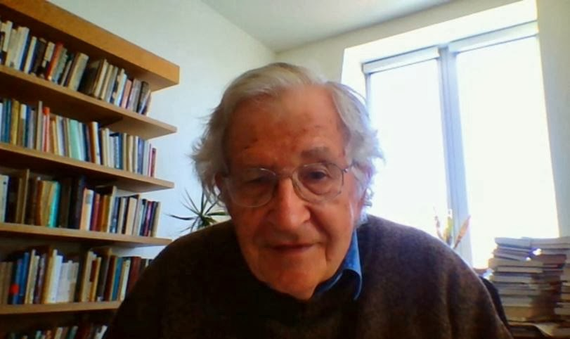 Noam Chomsky War Quotes