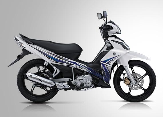 Spesifikasi Motor Yamaha Jupiter Z Cw