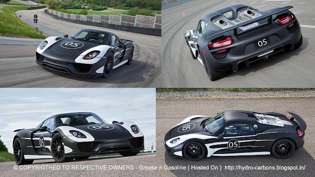 [VIDEO]  Porsche 918 Spyder