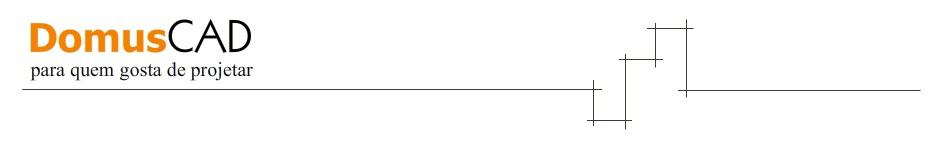 DomusCAD - para quem gosta de projetar