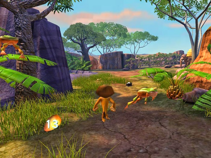 Madagascar: escape 2 africa (free)help the famous madagascar animals in their wild adventures in madagascar
