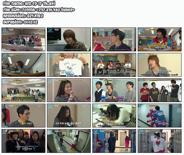 Dandelion Story: Running Man Ep 17 Th Sub ( ซับไทย )
