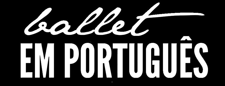 Ballet em português