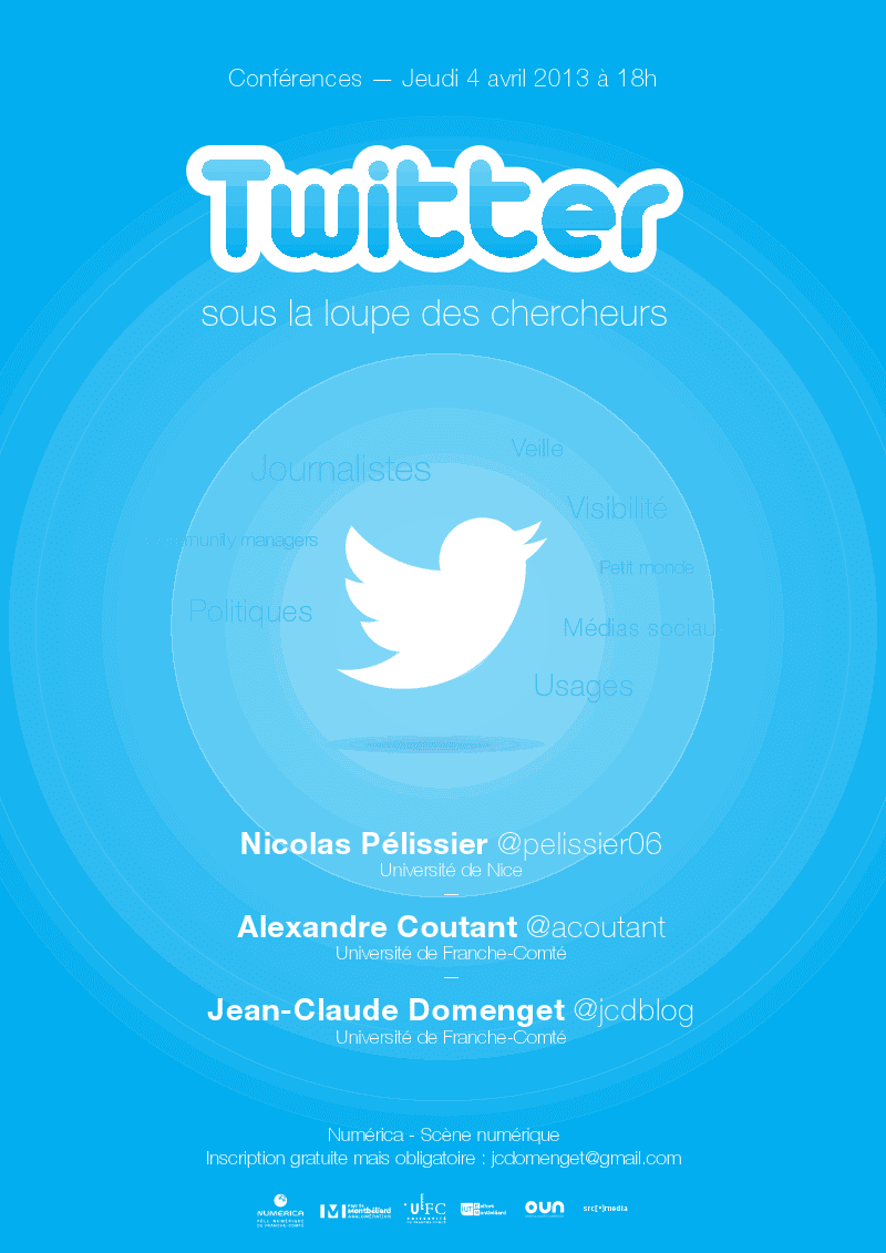 Twitter sous la loupe des chercheurs