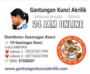 Info pemesanan Ganci Jogja
