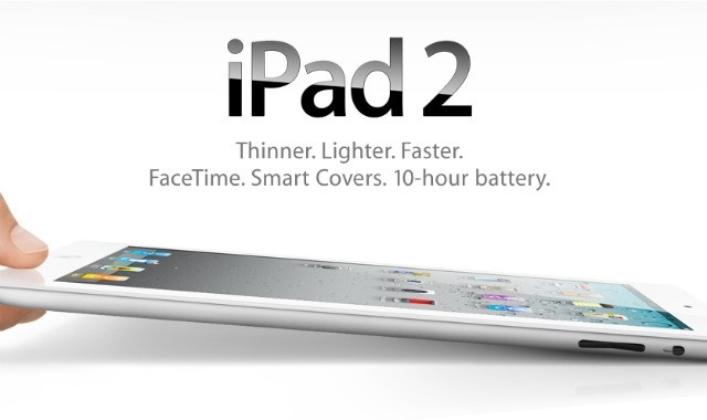 Apple iPad 2 launches tomorrow