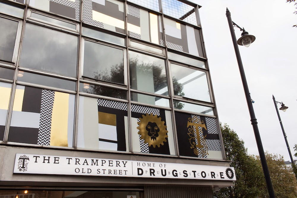 The Trampery, Old St - Drugstore Photo of Main Entrance