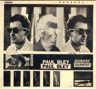 Paul Bley, Barrage