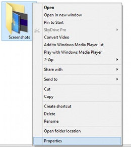 how to change screenshot folder mac