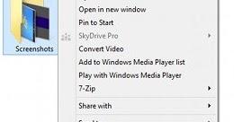 how to change default media folder