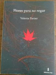 Flores para no regar, Ediciones AqL, 2021