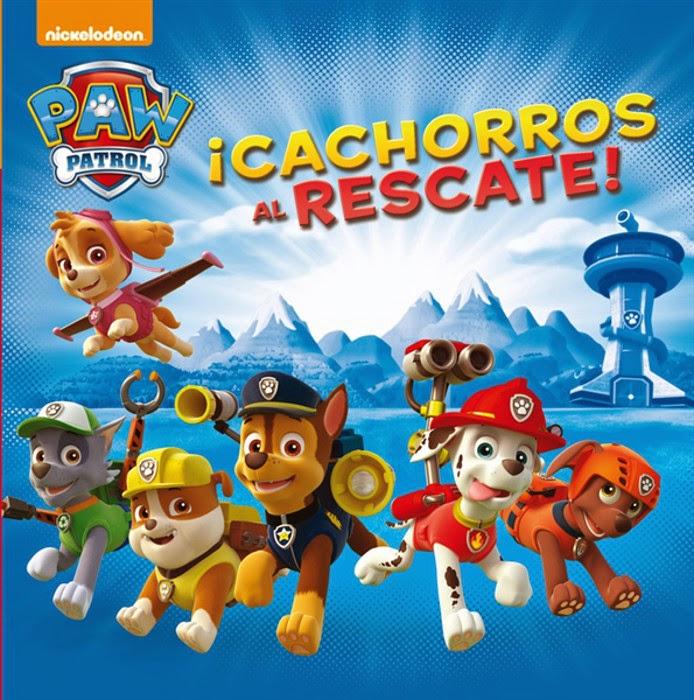 LIBRO - Paw Patrol : La Patrulla Canina 1 ¡Cachorros al rescate!   (Beascoa - 14 mayo 2015) | INFANTIL | Libro de la Serie Televisión  Nickelodeon | Edición papel