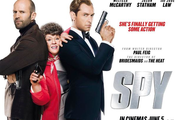Hollywood movies on spy