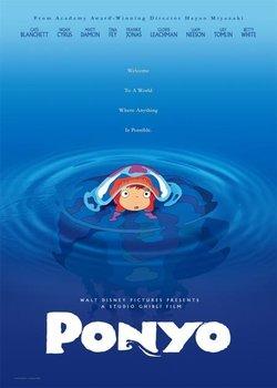 Ponyo: Uma Amizade Que Veio do Mar Dublado