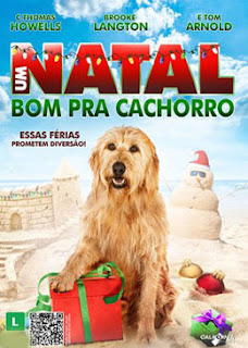 baixar capa Um Natal Bom Pra Cachorro   DVDRip AVI Dual Áudio + RMVB Dublado