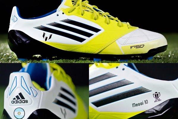 Guayos Messi - Copa del Rey 2012