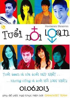 Bộ phim Tuổi Nổi Loạn khắc họa và phản ánh một cách chân thực về cuộc sống và những vấn đề trong trường học, ngoài trường học và các vấn đề về gia đình của các bạn trẻ Thái Lan ngày n...