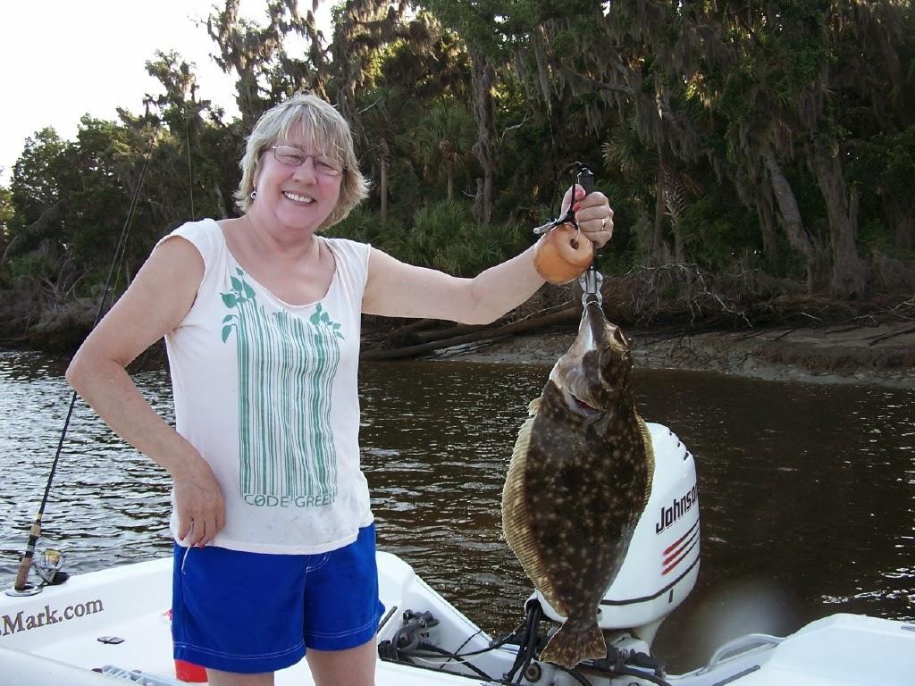 Biggest Flounder 2013