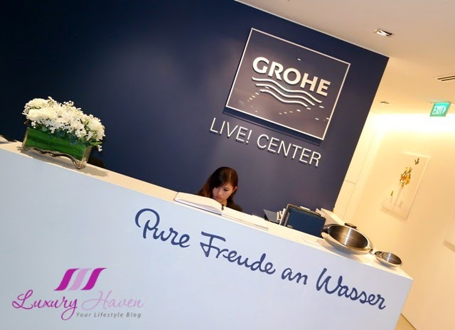 grohe live center event singapore haw par centre