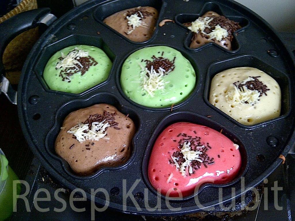 Cara Membuat Kue Cubit Sederhana dan praktis Resep Cake Aneka