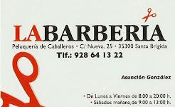 La Barberia de Santa Brígida