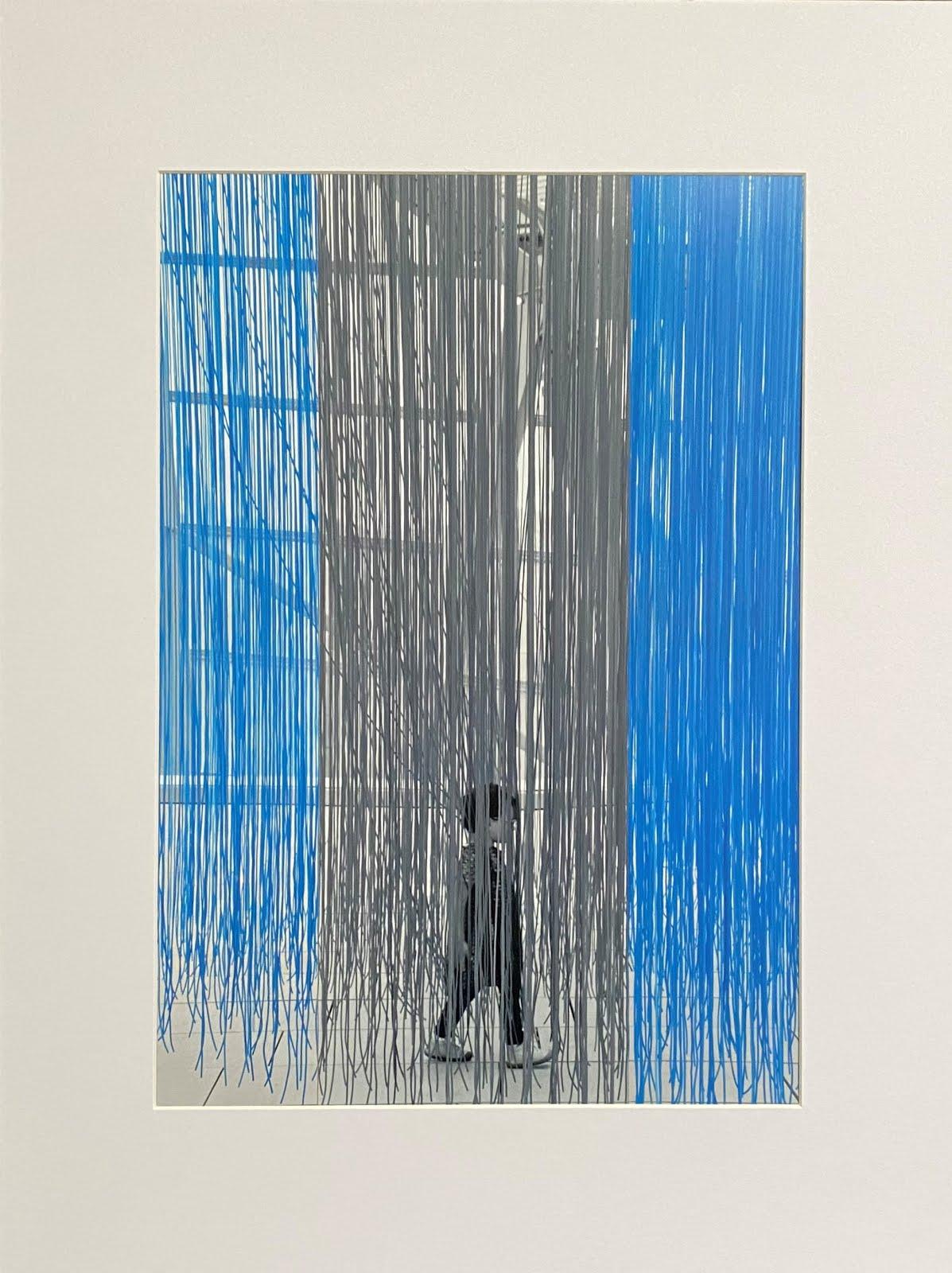 Isabella Rigamonti presenza in Galleria castel negrino Arte