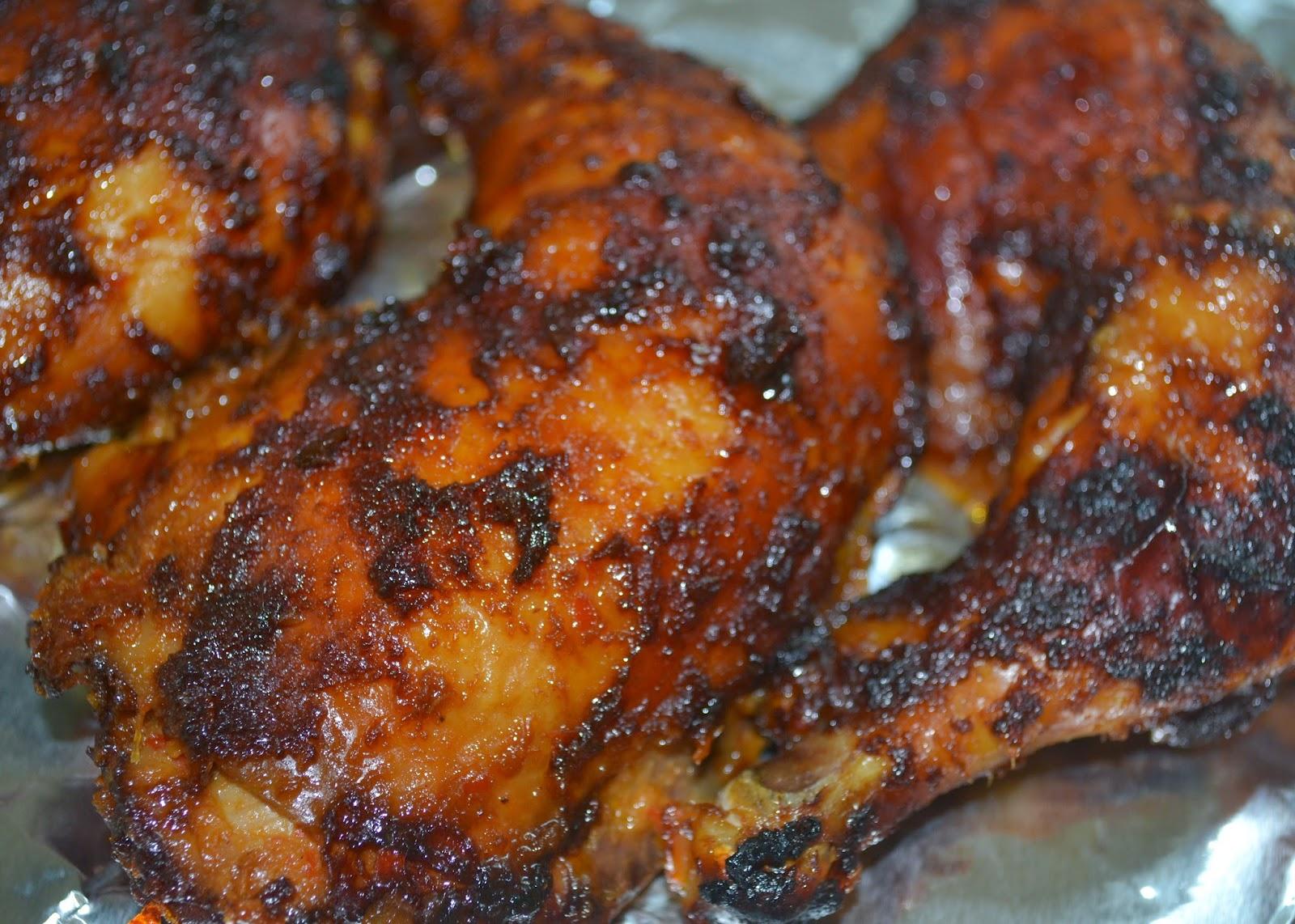 Ayam Panggang Aroma Pandan