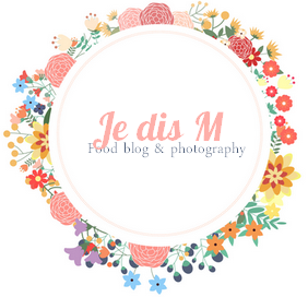 Je dis M.  Food & Blog Lifestyle