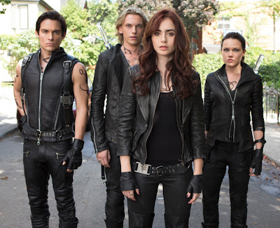 Watch Mortal Instruments: City of Bones Movie Online