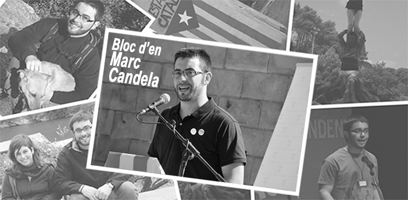 Bloc d'en Marc Candela