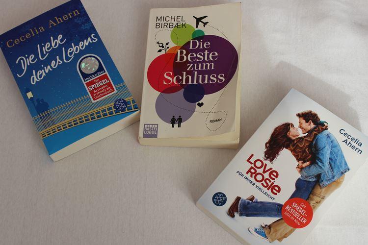Bücher, Cecilia Ahern, Michel Birbaek