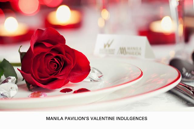 MANILA PAVILION VALENTINE INDULGENCES