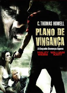 Filme Poster Plano de Vingança DVDRip XviD Dual Audio & RMVB Dublado