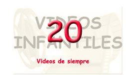 20 Videos Infantiles