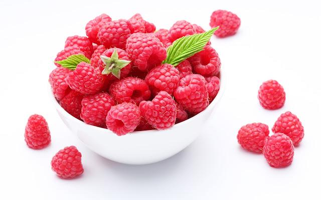 Frambuesas Imágenes de Frutas en HD