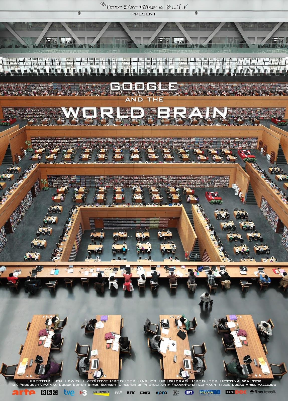 Google and the World Brain (2013) tainies online oipeirates