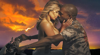 Kanye West – Bound 2  Cover