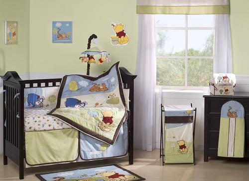 Winnie the Pooh Nursery Accessories