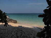 Bunot beach, Pulau Tioman