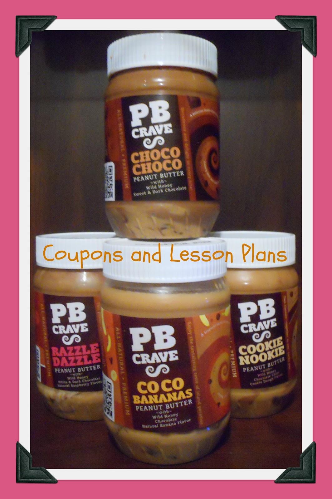 Pb crave coupon