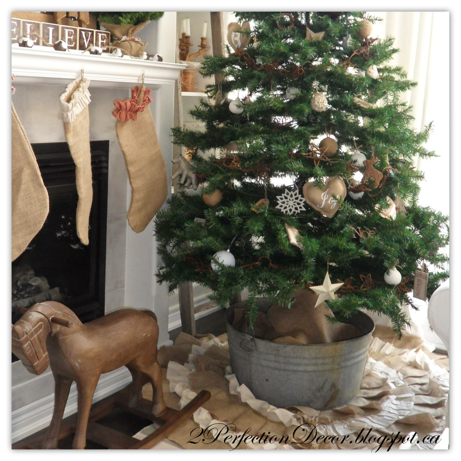 Country christmas decorations 2014 - Kitchen Decor See The Full Kitchen Reveal Here