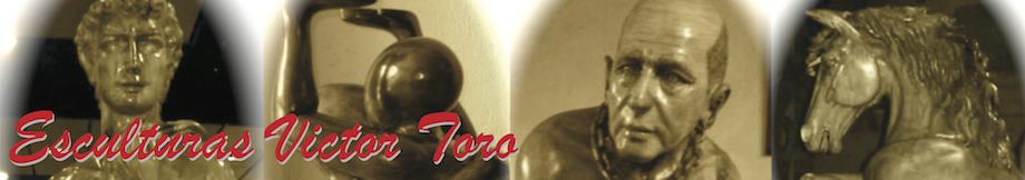 Esculturas Victor Toro